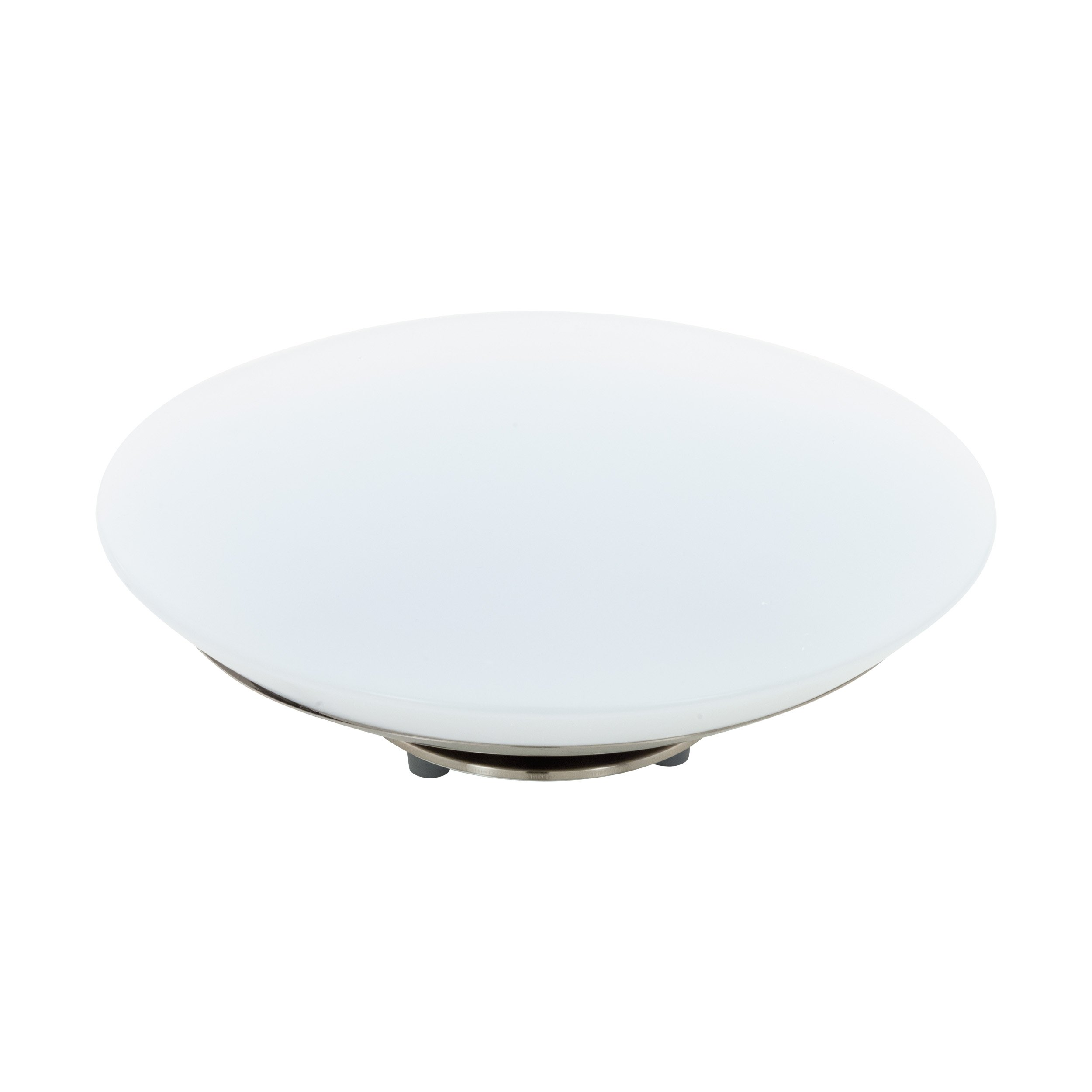 Tischleuchte FRATTINA-C nickel-matt