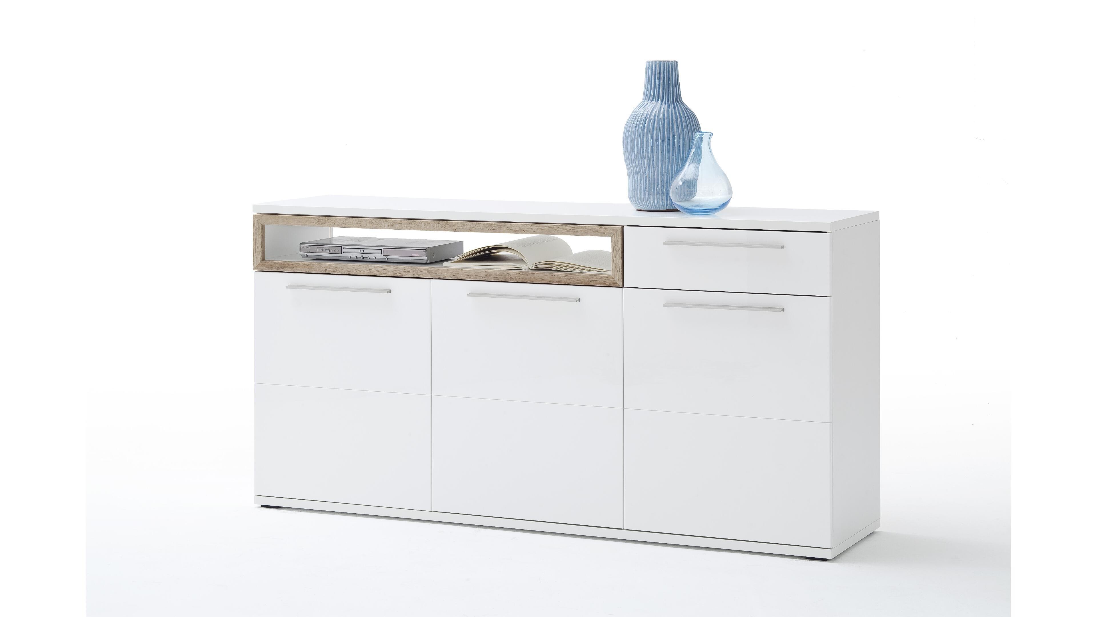Sideboard Pamplona Weiß