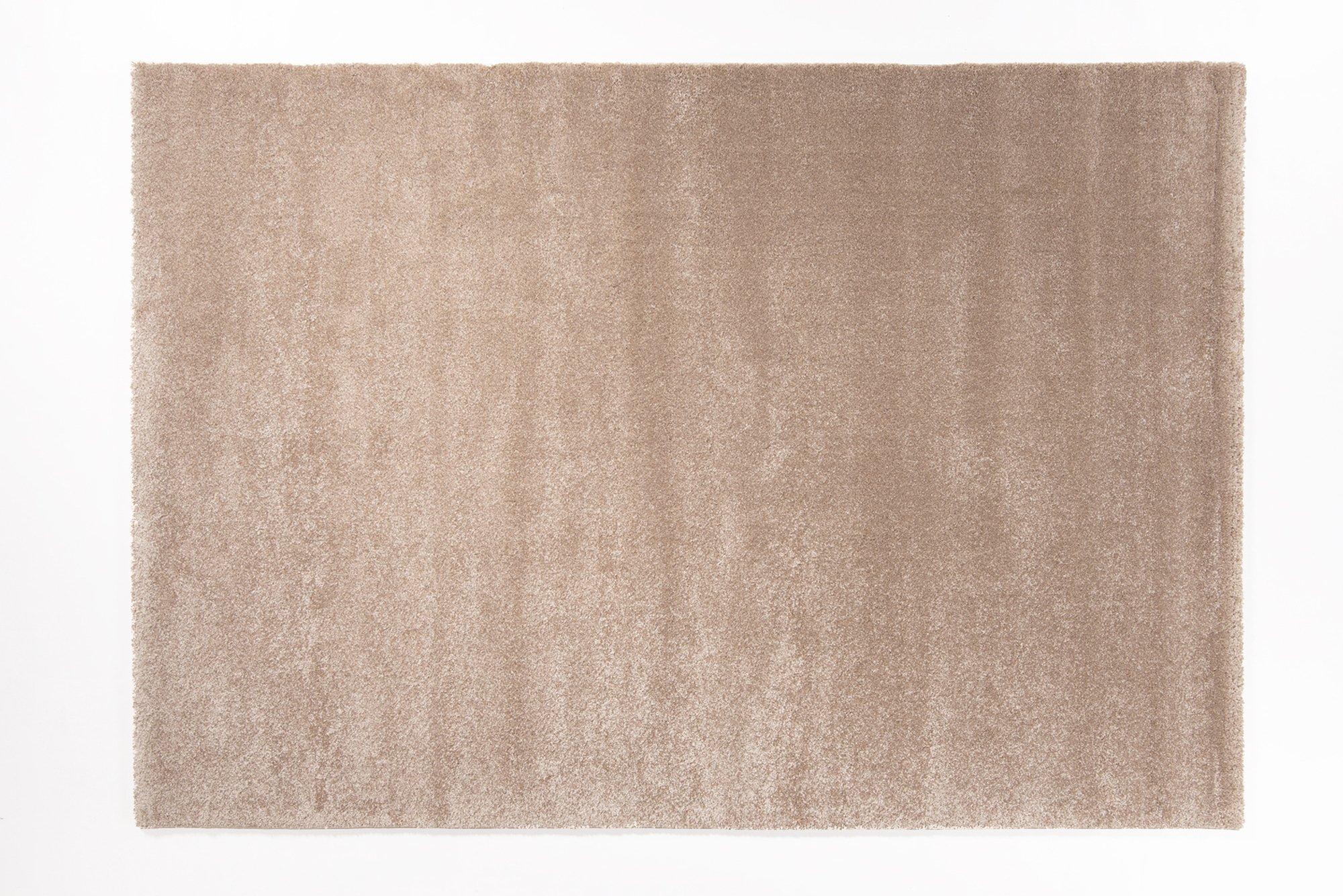 moderner Designer Teppich BELLEVUE beige