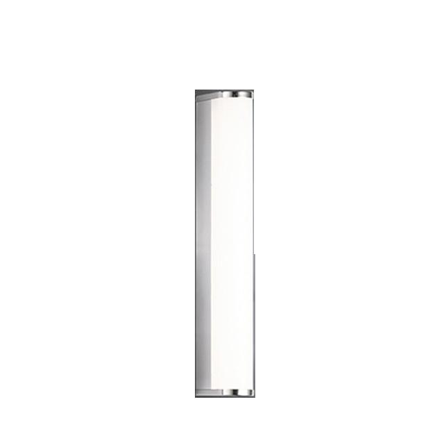Wandleuchte Baabe, Metallfarben   Weiß