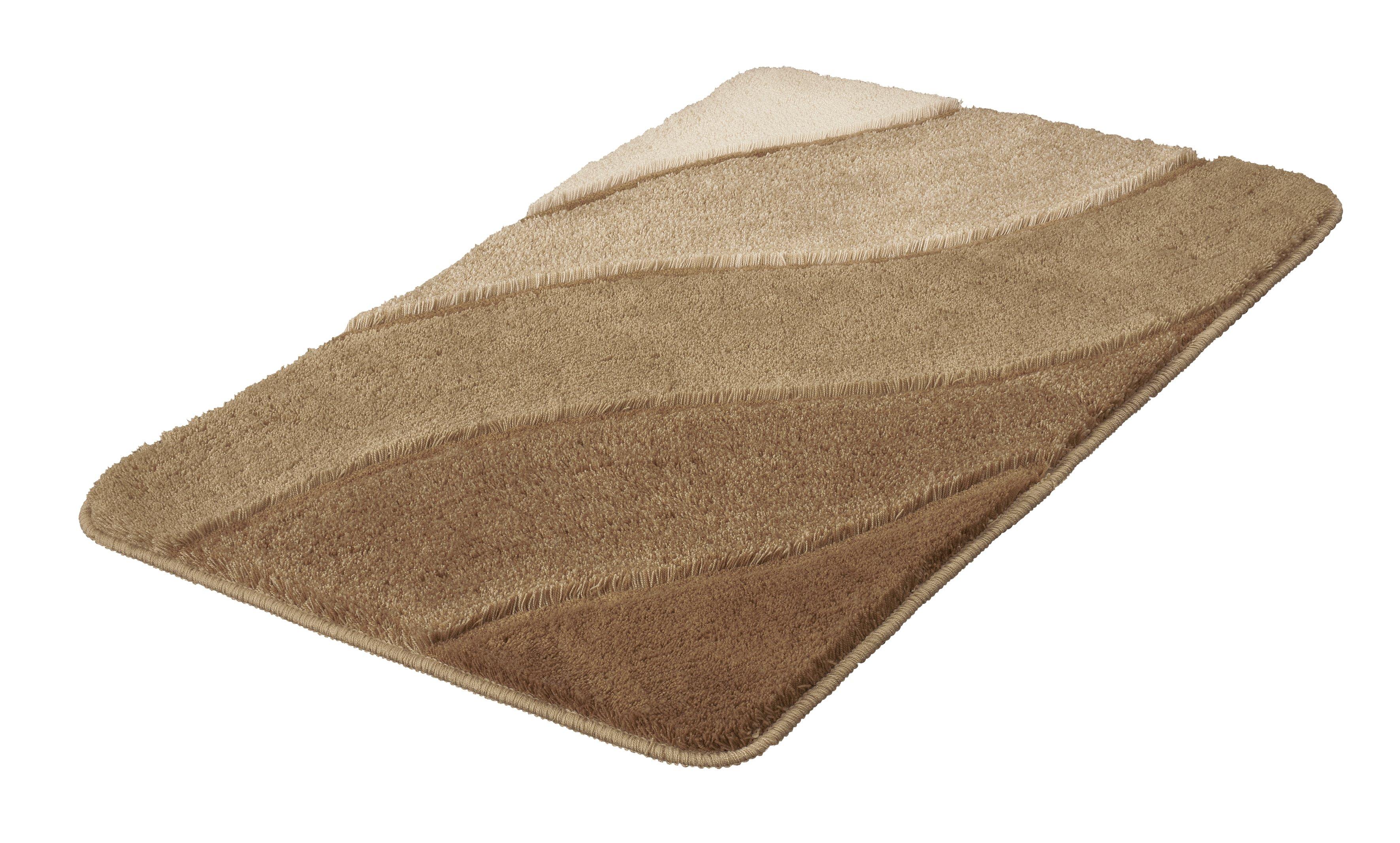 Badteppich Serenade Taupe B:80cm