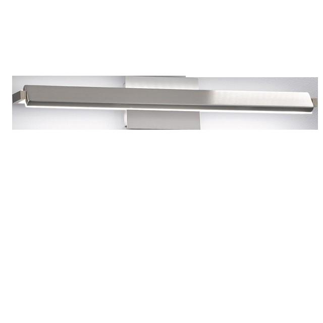 Wandleuchte Pare TW, Metallfarben | Weiß