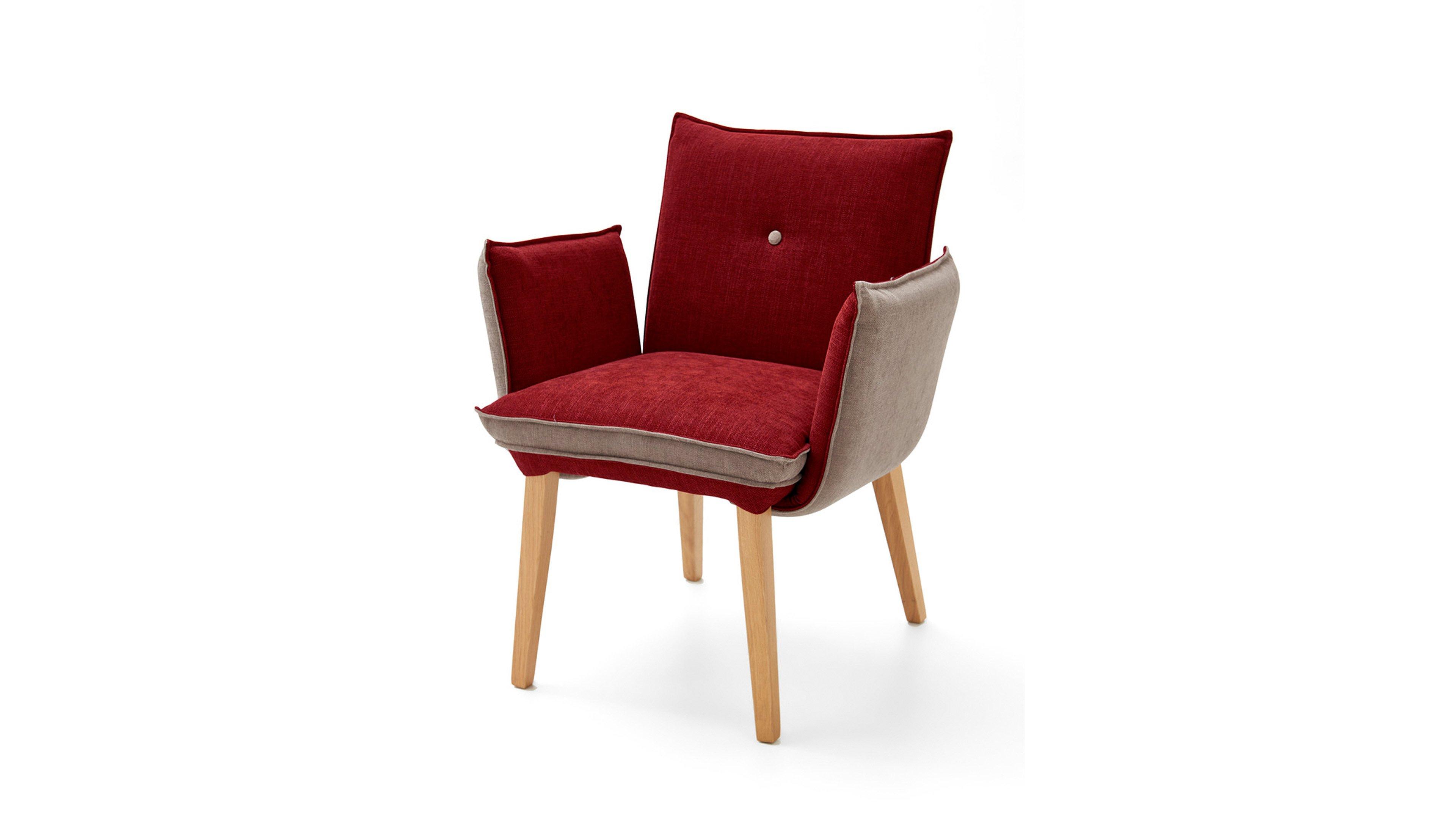 Sessel Stuhl Rot