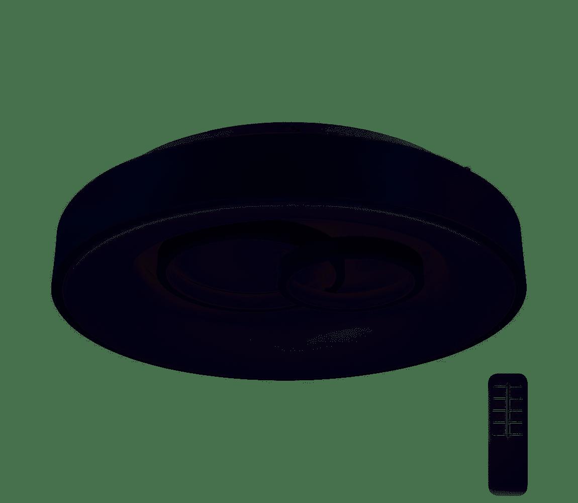 LED Deckenleuchte Mavy rund