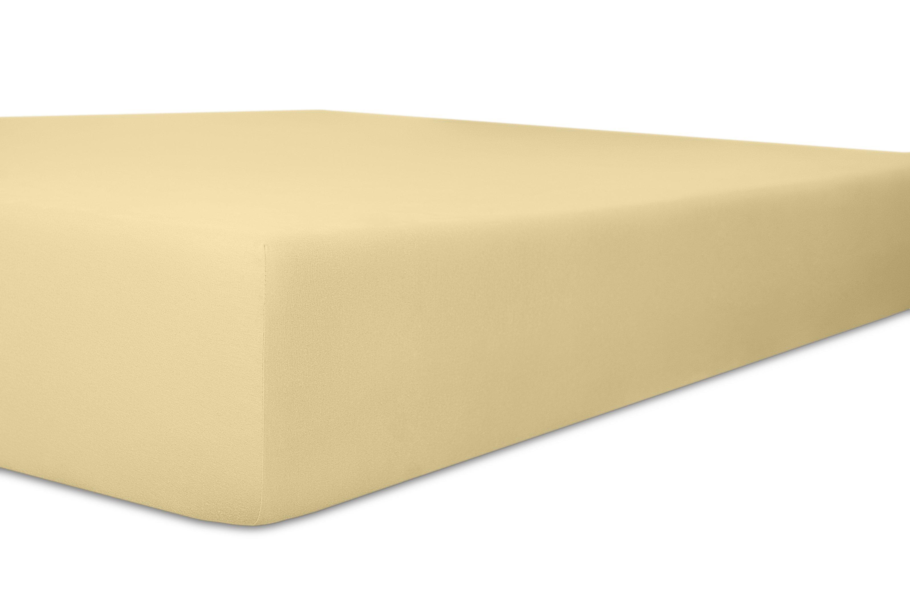 Spannbetttuch Standard kiesel 50% Baumwolle / 45% Modal / 5% Elasthan