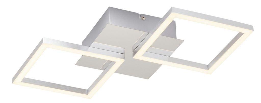 Wand-/Deckenleuchte Frame (Aktion) Metall-Kunststoff