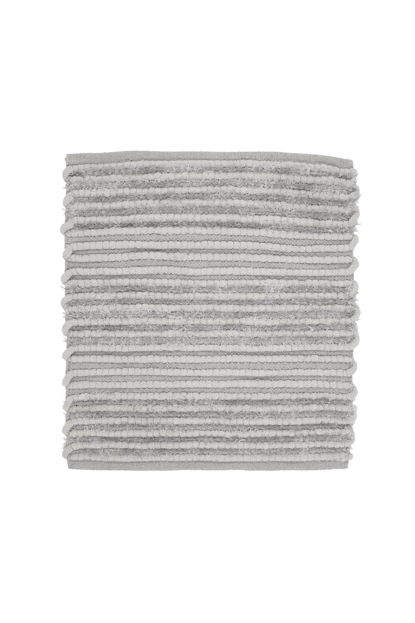 Solange Badematte 60x60 Light Grey