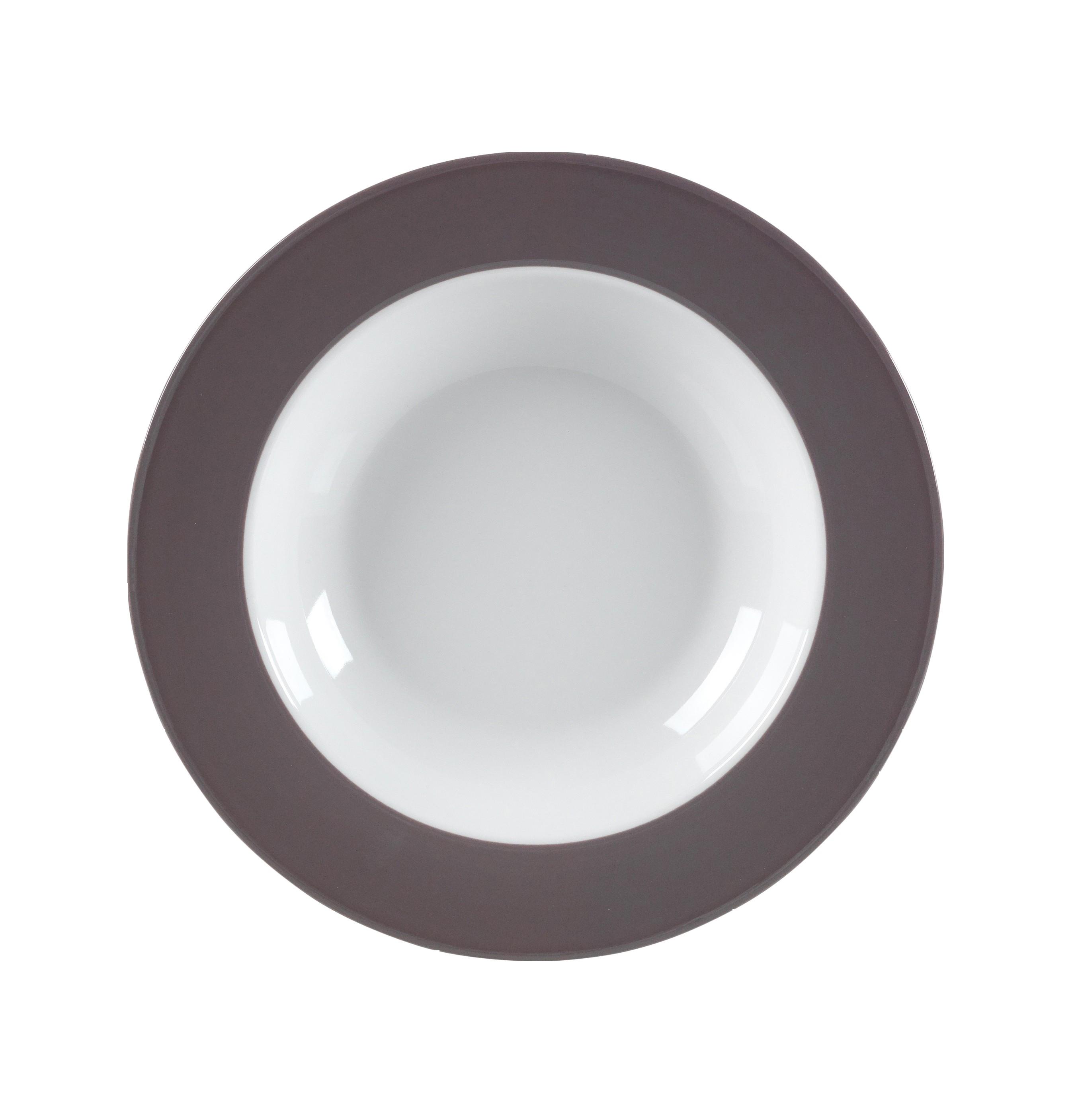 TELLER TIEF           TOFFEE DOPPIO Standard