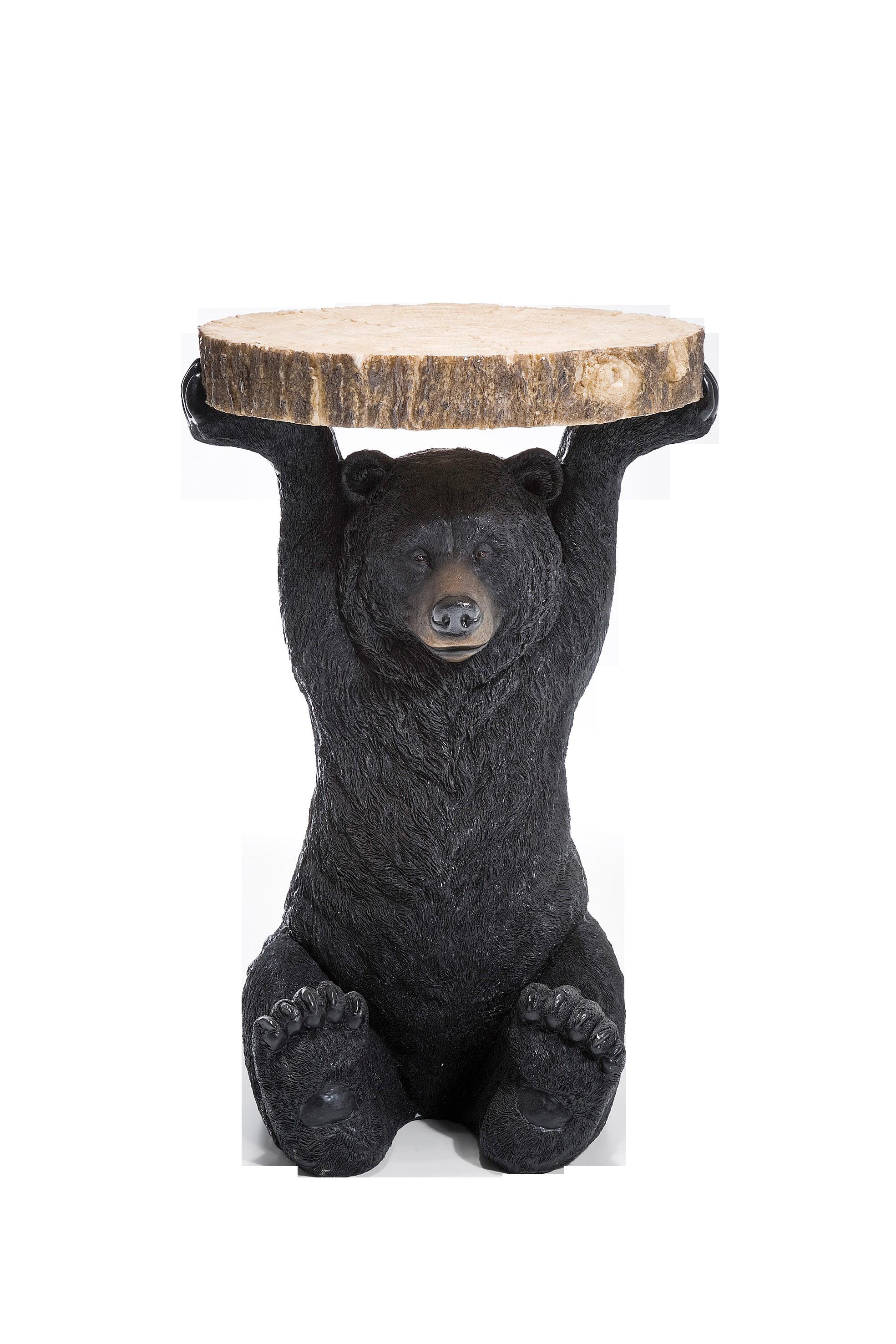 Beistelltisch Animal Bear Ø40cm