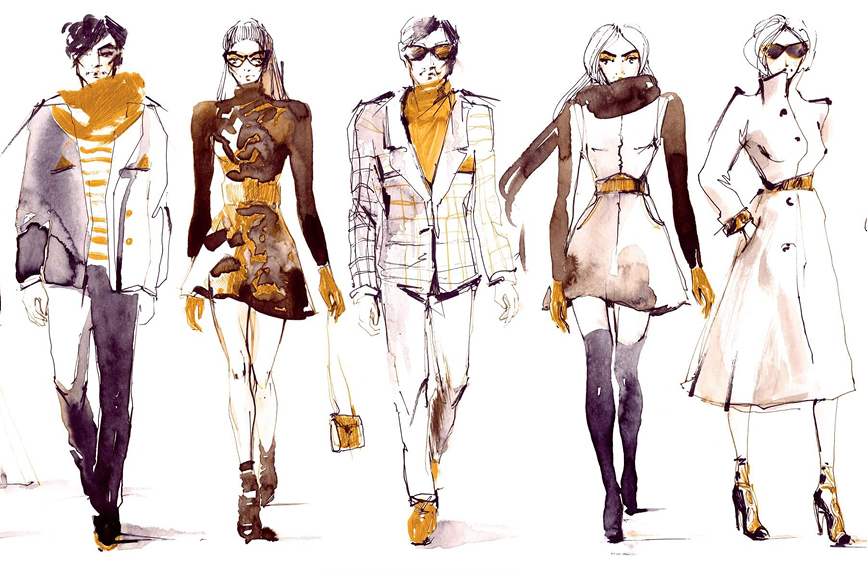 Modebewusst