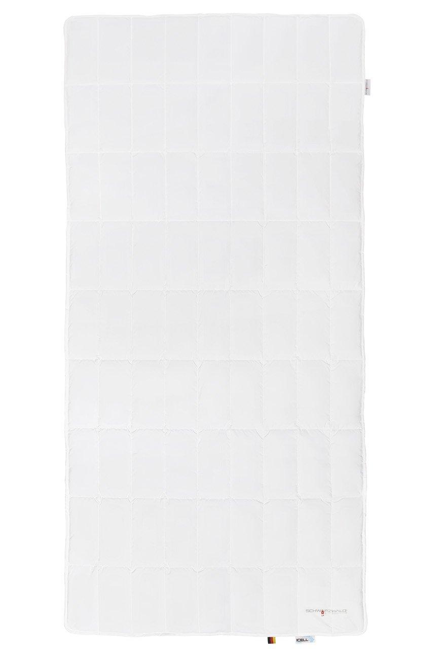 Matratzenauflage weiß