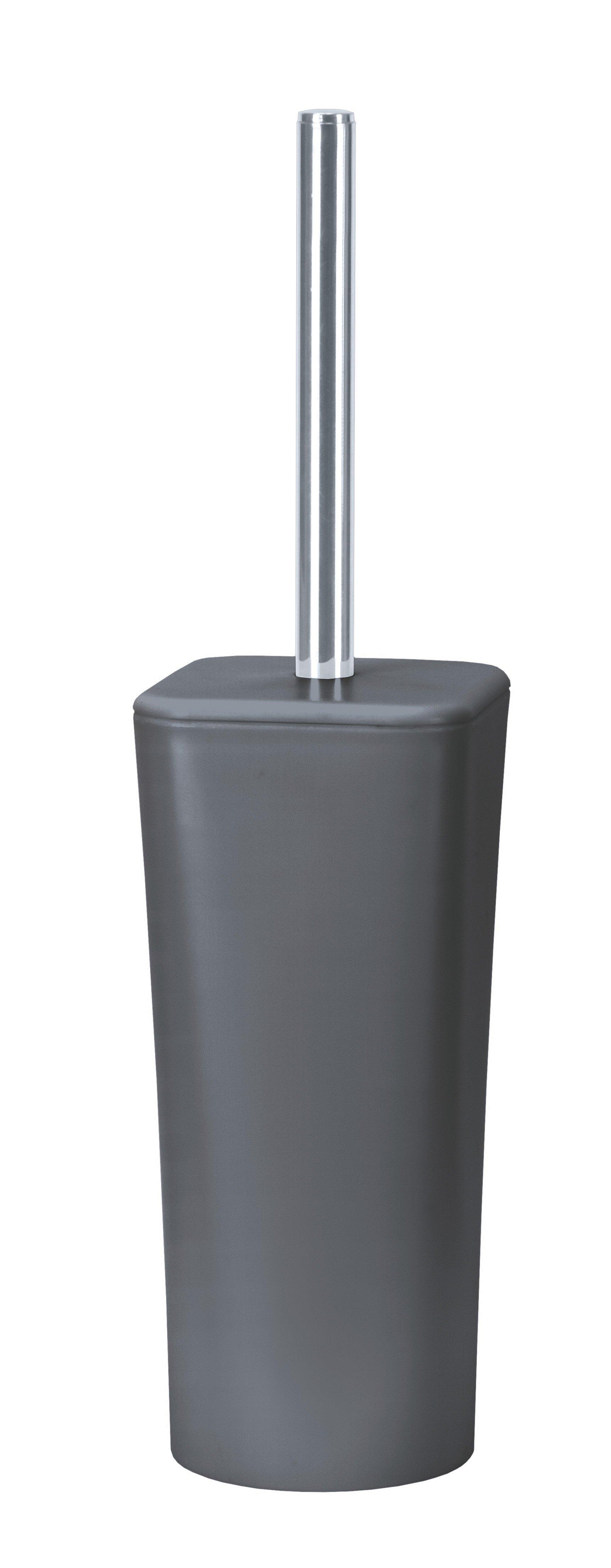 WC-Bürstenhalter Plenty Anthrazit B:9,3cm