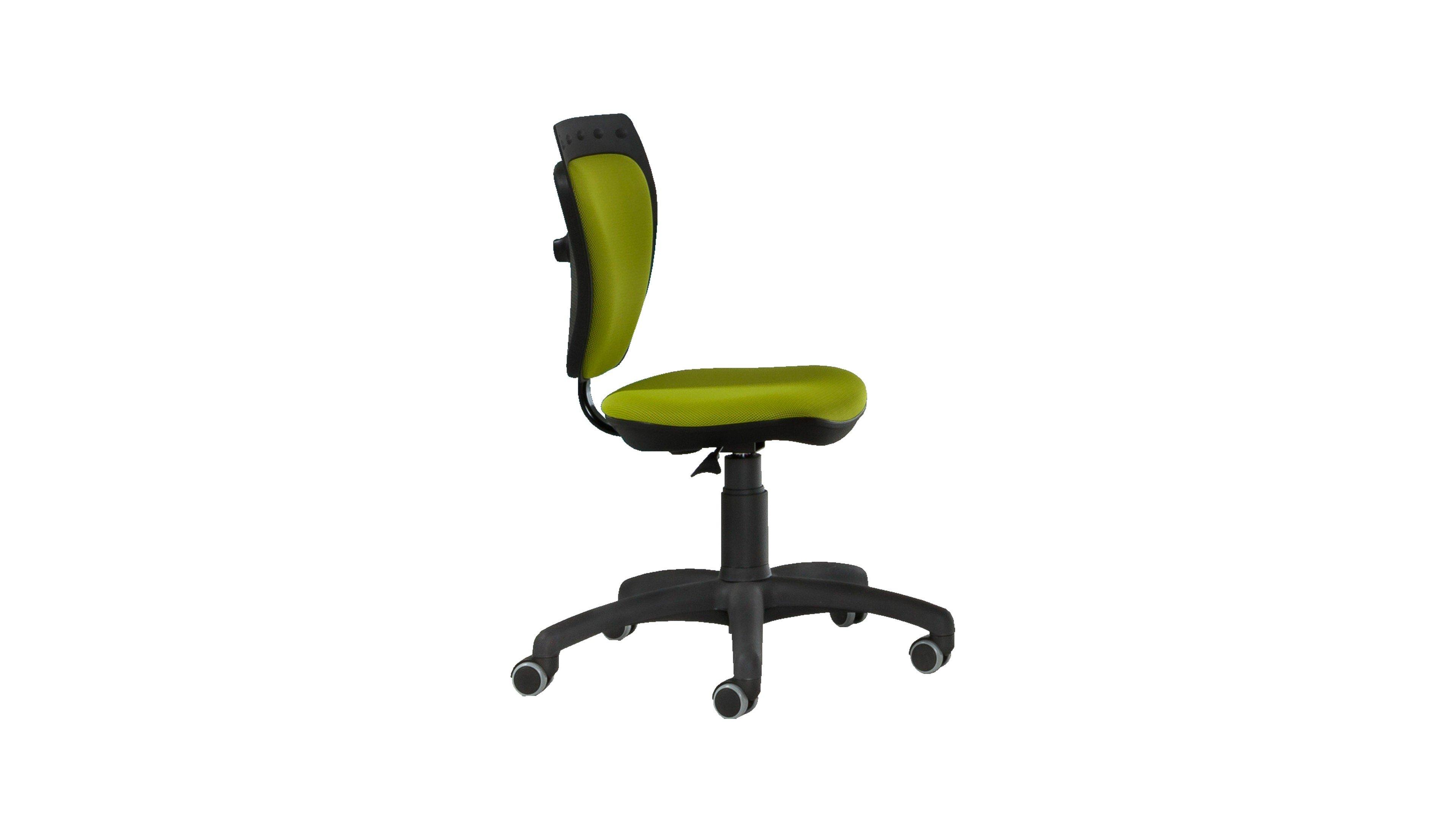 Drehstuhl Ministyle KunstfaserChemiefaser/Polyester (PES),Kunststoff,Stoff