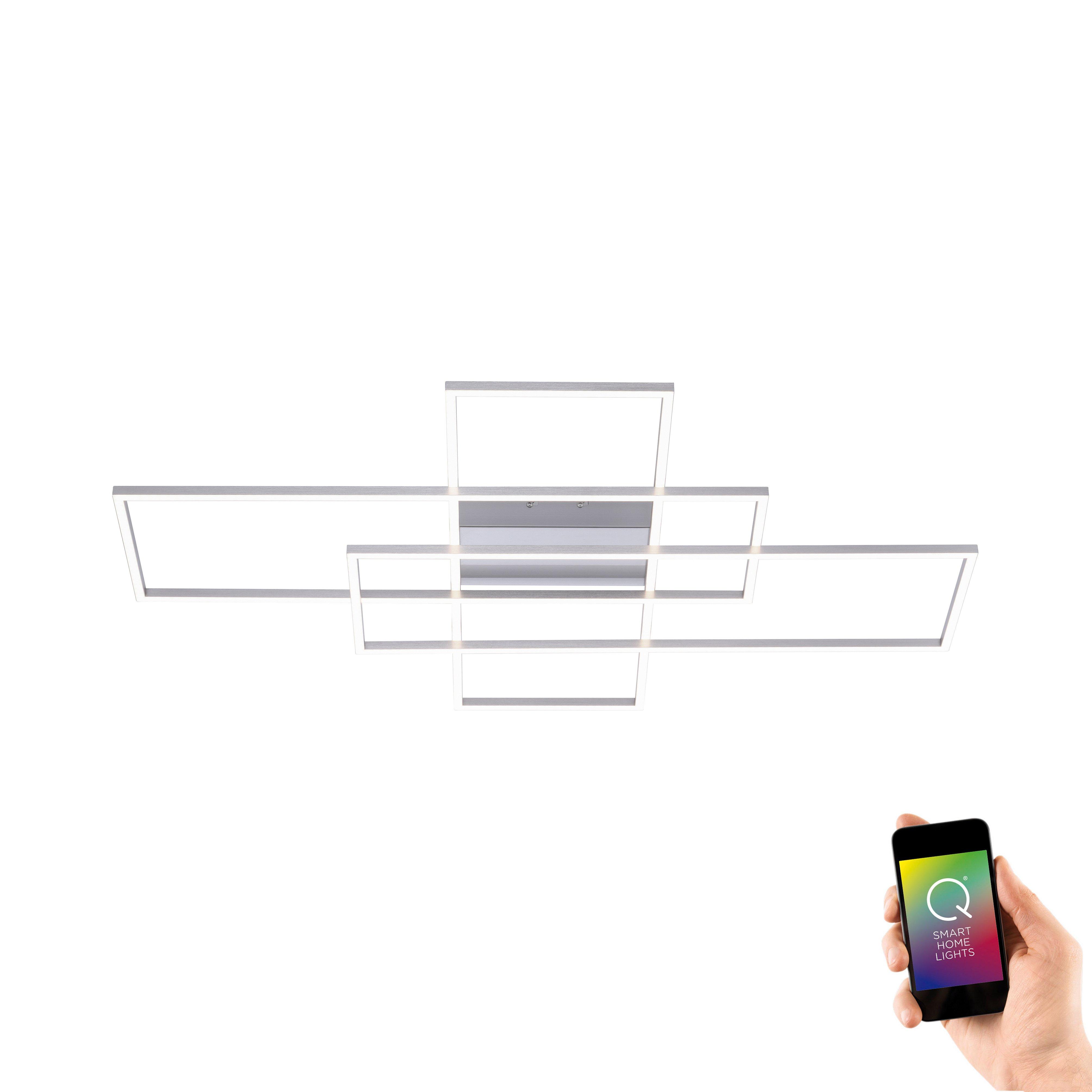 LED-Deckenleuchte Q-Inigo