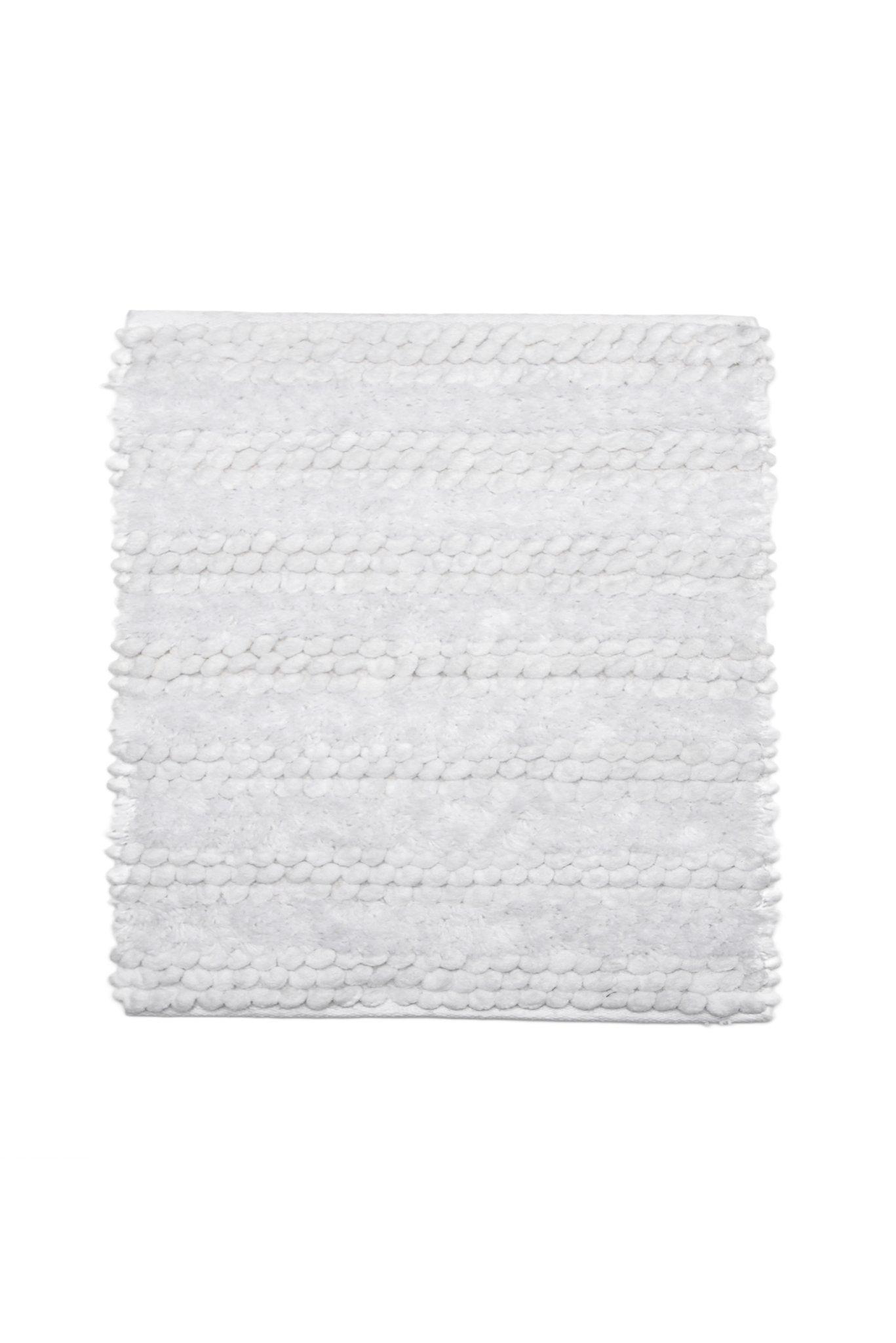Roberto Badematte 60x60 White