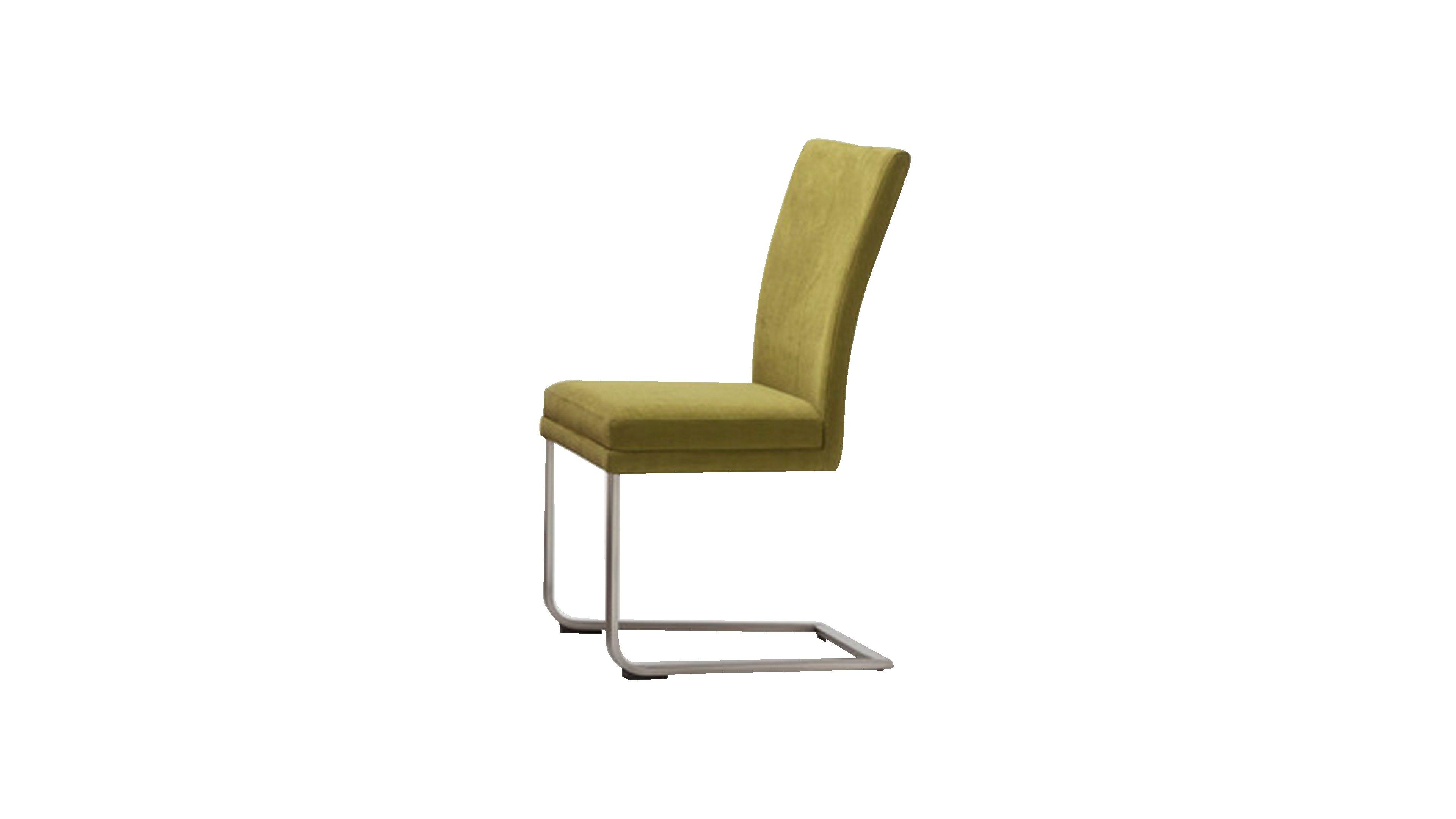 Schwingstuhl LaVie (Color Line) Grün Cleverclean Fresh, Edelstahl