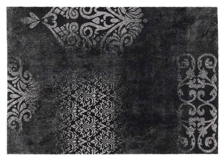 moderner Designer Teppich MONTE TREND anthra