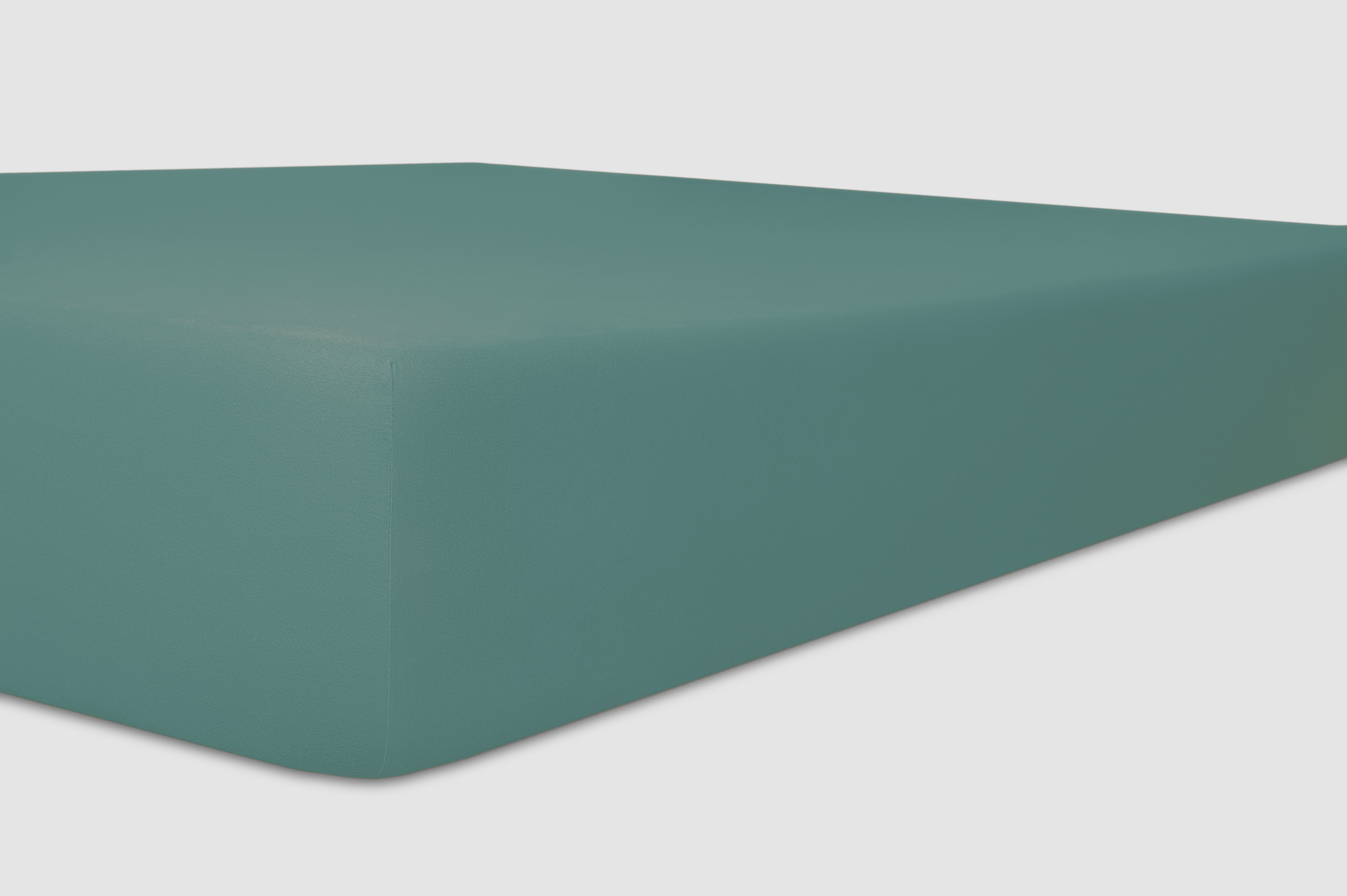 Spannbetttuch salbei,180x200cm