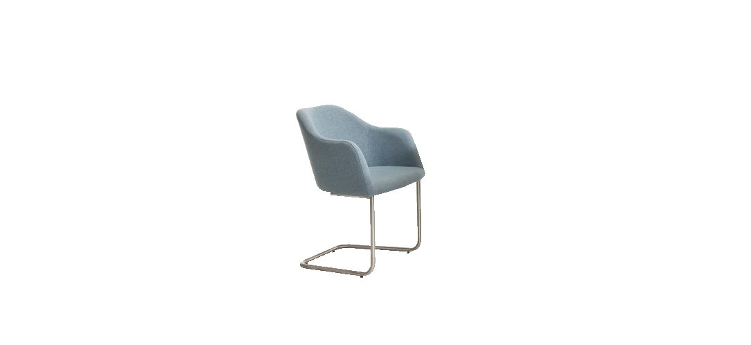 Sessel Baltimore 8014 Hellblau