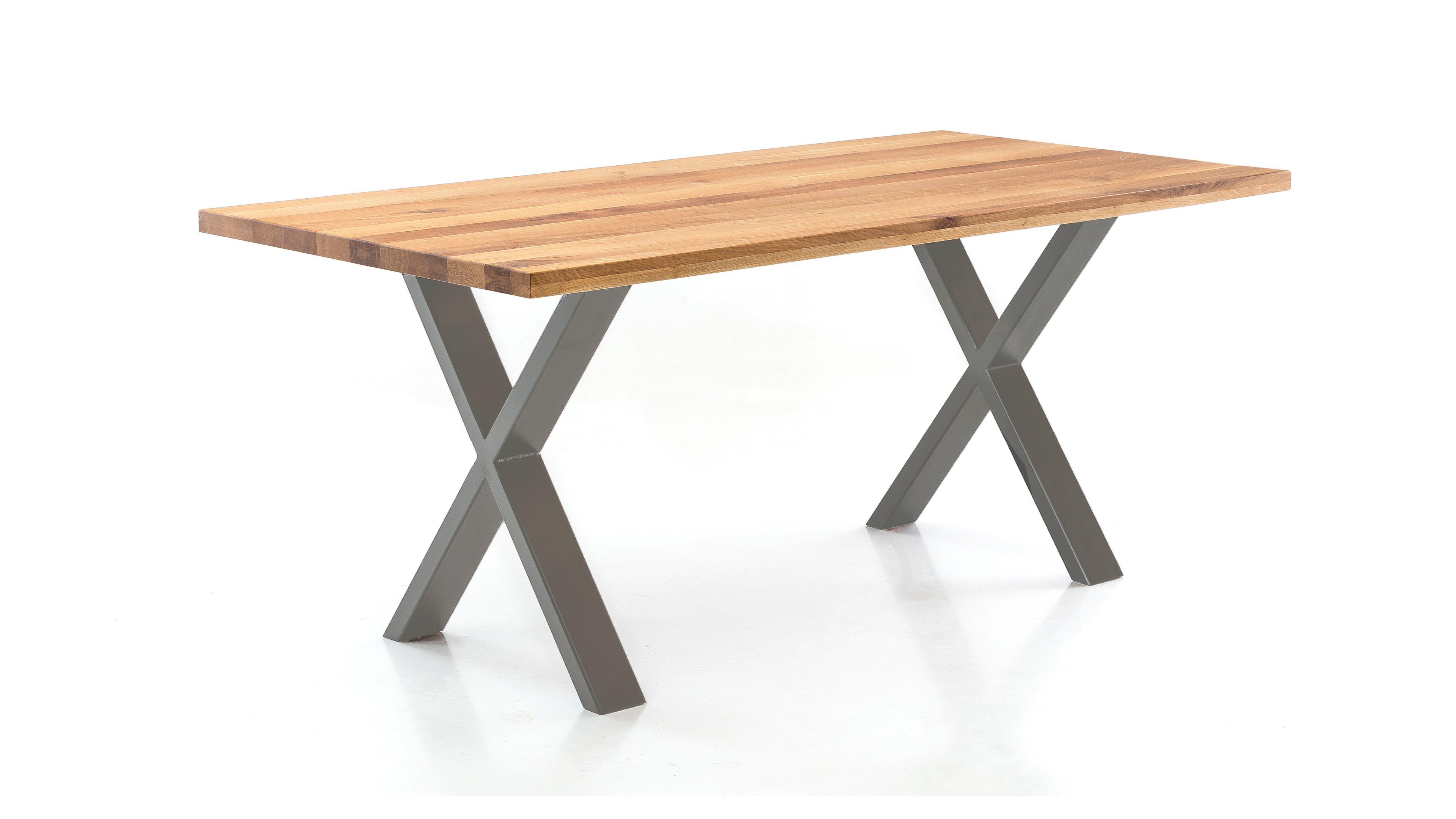 Esstisch Quebec Holzfarben