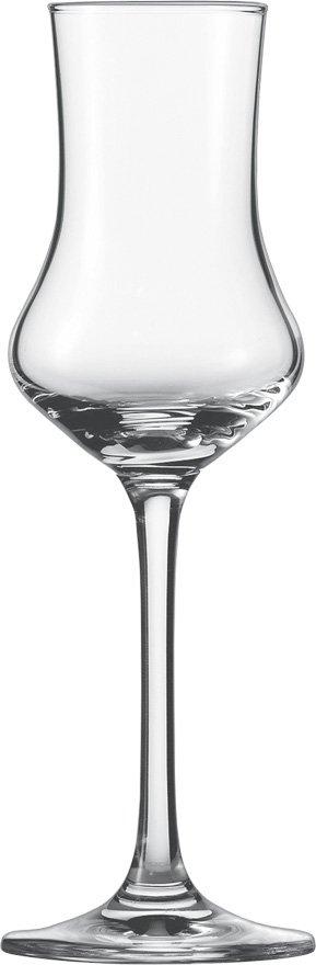 Grappaglas klar