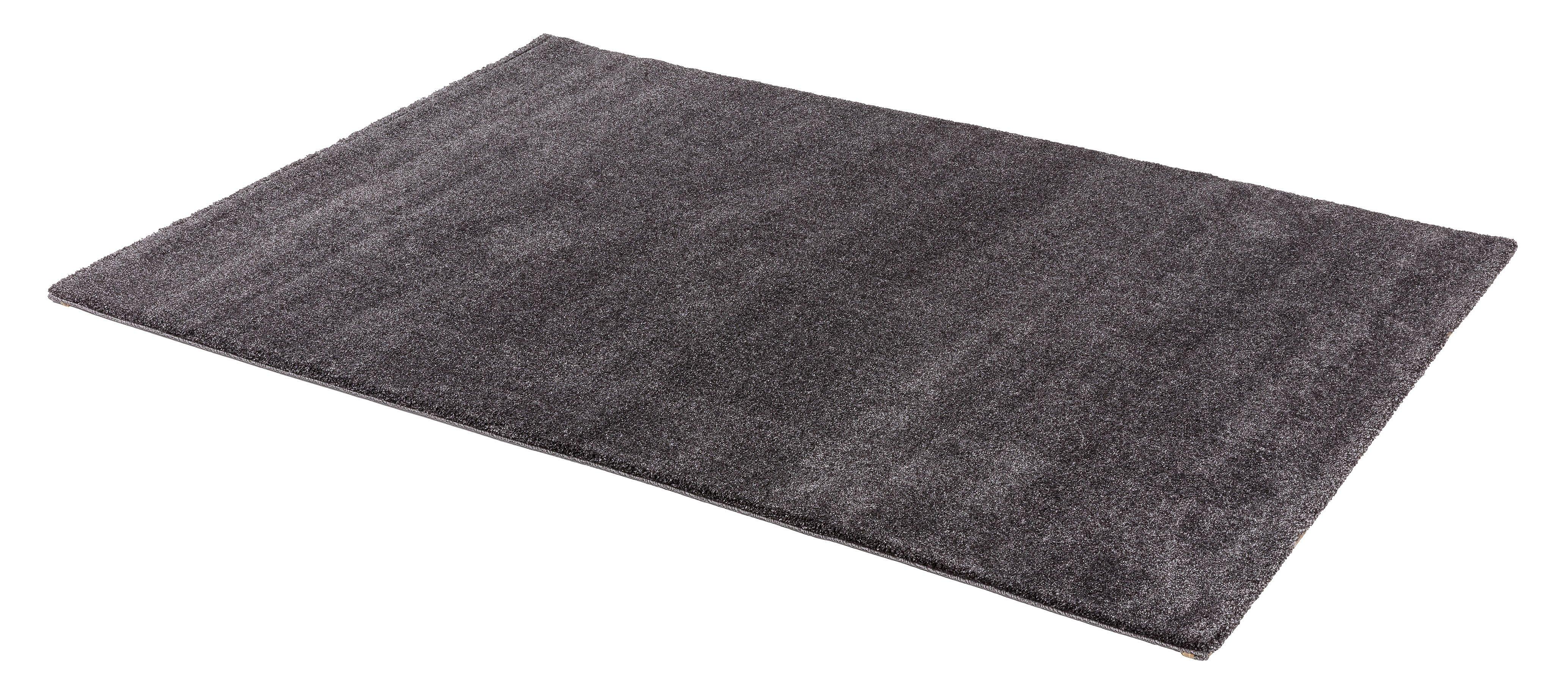 Webteppich Savona 67x130 cm anthrazit