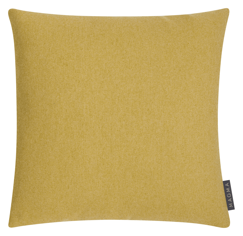 Kissenhülle mit Reißverschluß 40x40 cm, Braun