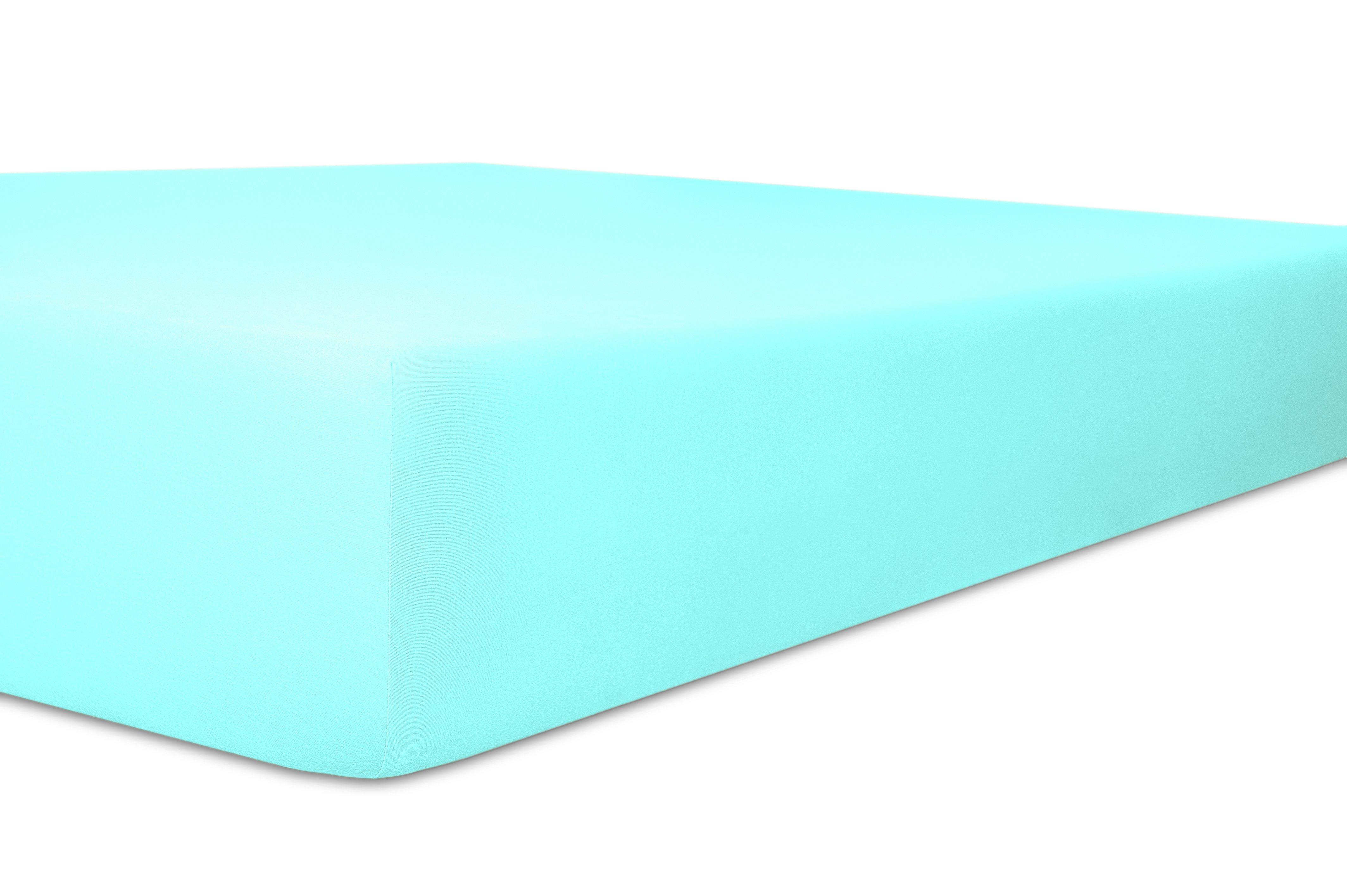 Exclusive-Stretch aqua B180cm