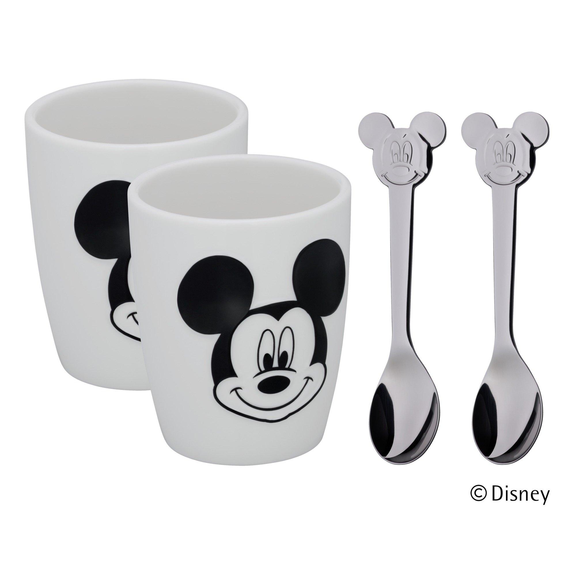 Tassen-Set S 4-teilig Mickey Mouse