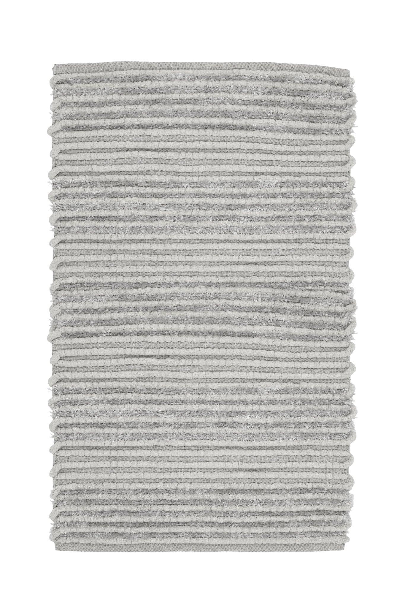 Solange Badematte 70x120 Light Grey