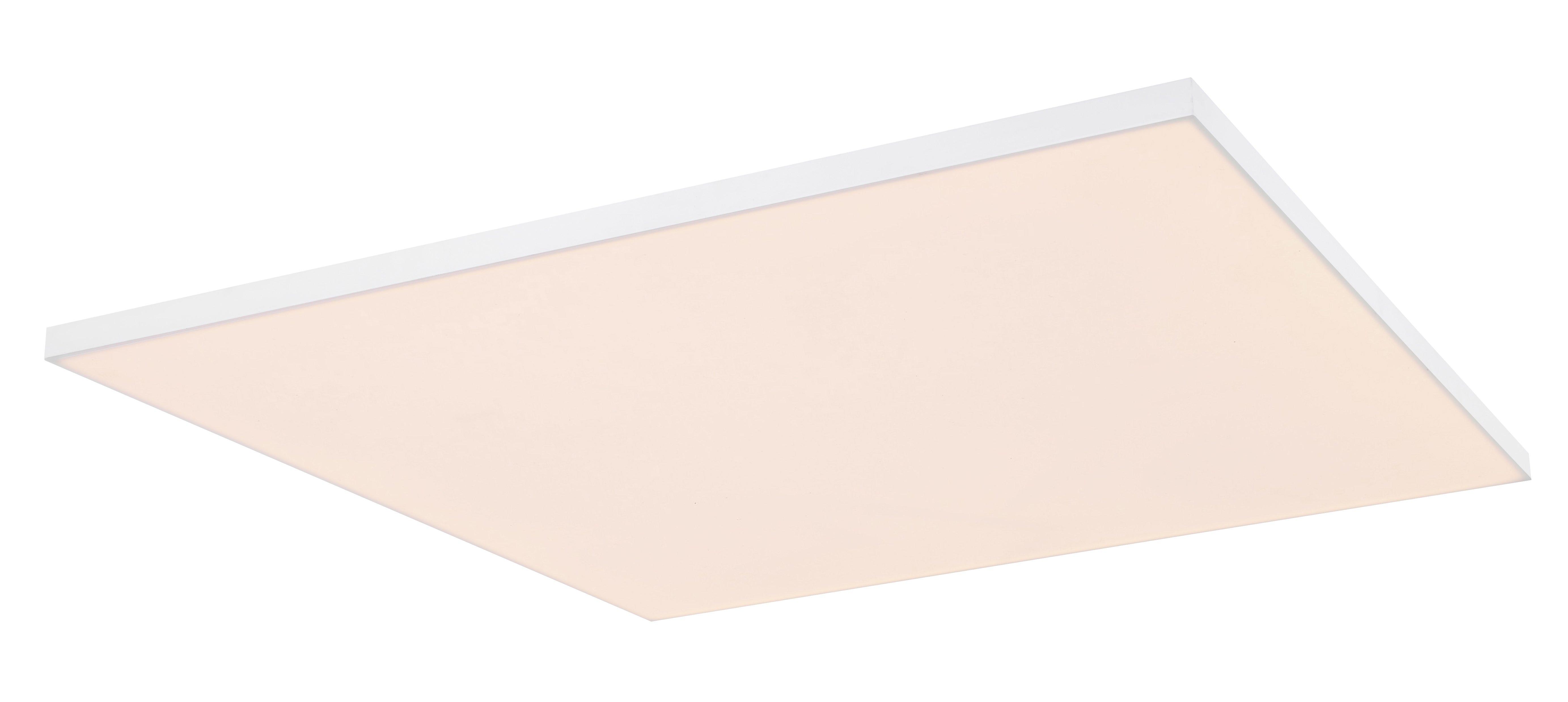 Deckl., 1-flg., 2100 lm, 30x5, Weiß