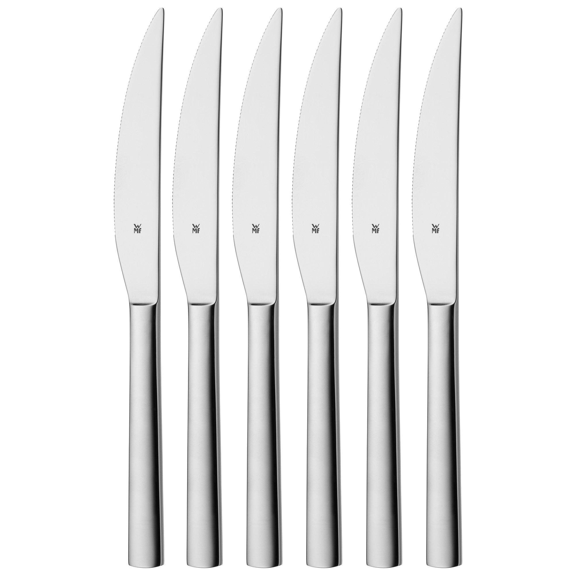 Steakmesser-Set 6 Stück Nuova