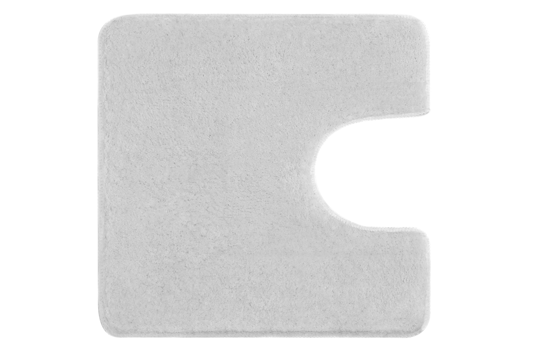 WC-Vorleger Meadow Silbergrau B:50cm