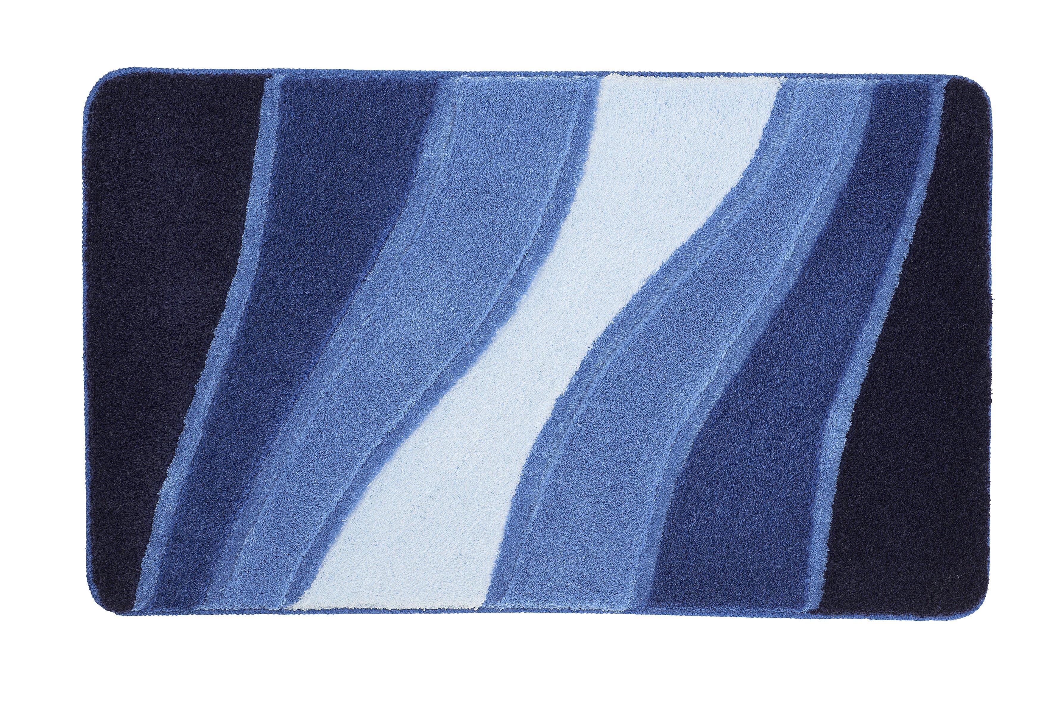 Badteppich Ocean Royalblau B:60cm
