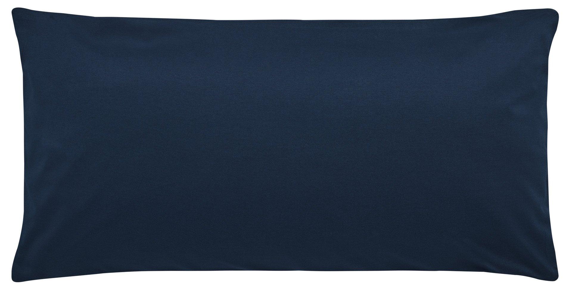 K.-Bezug marine 40x80cm