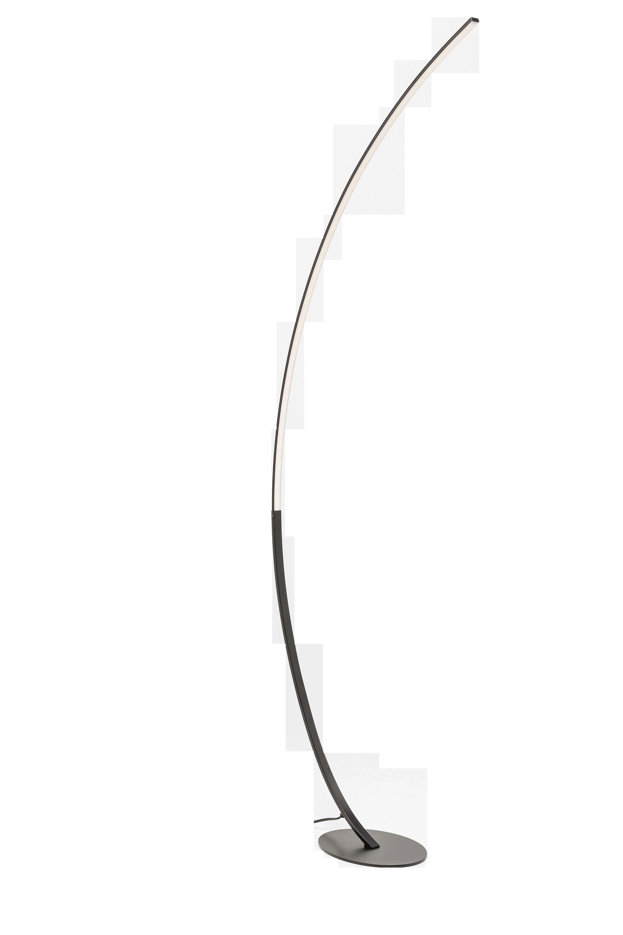 Stehleuchte Codolo Black LED