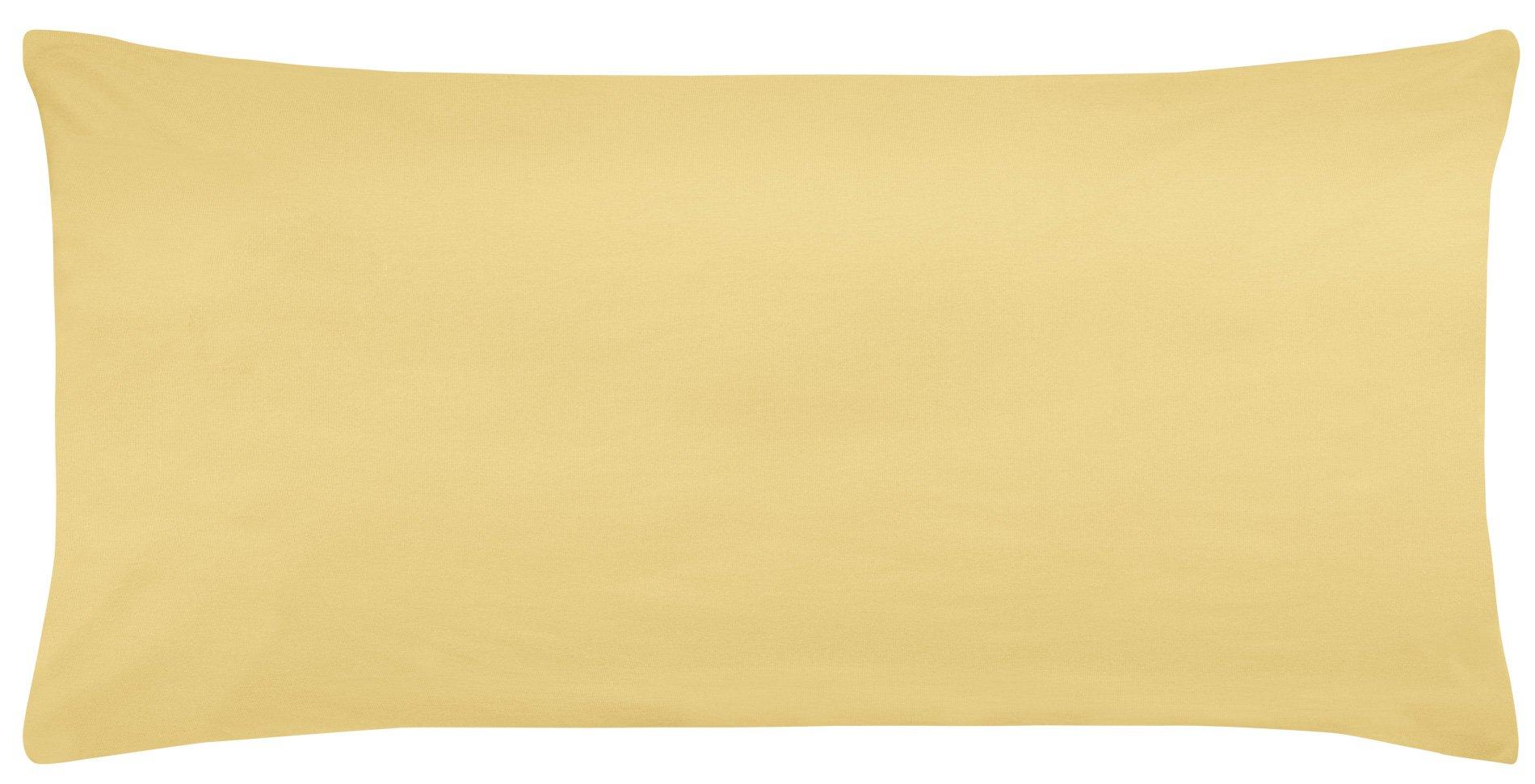 K.-Bezug gelb 40x80cm
