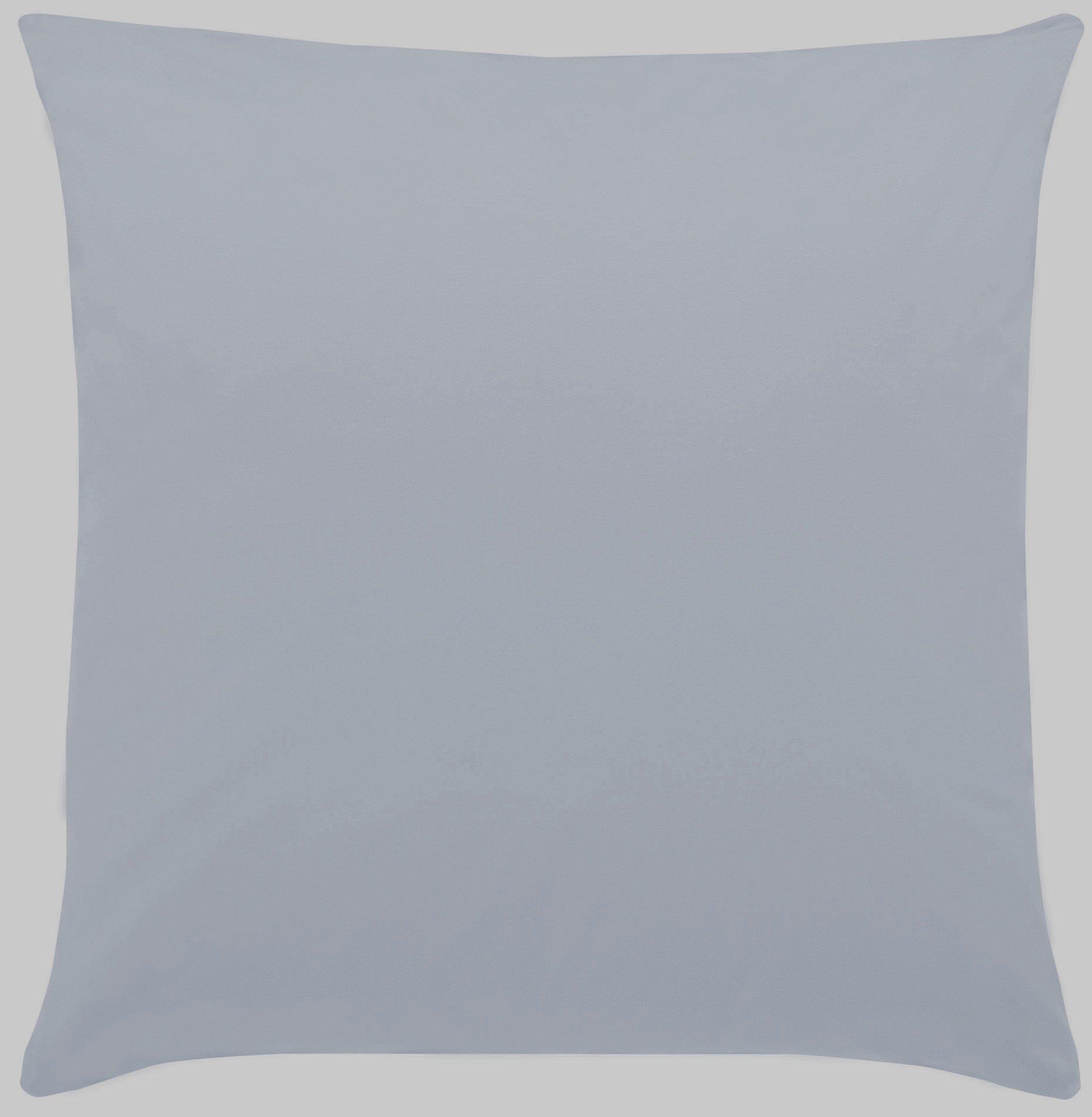 Edel-Zwirn-Jersey eisblau B80cm