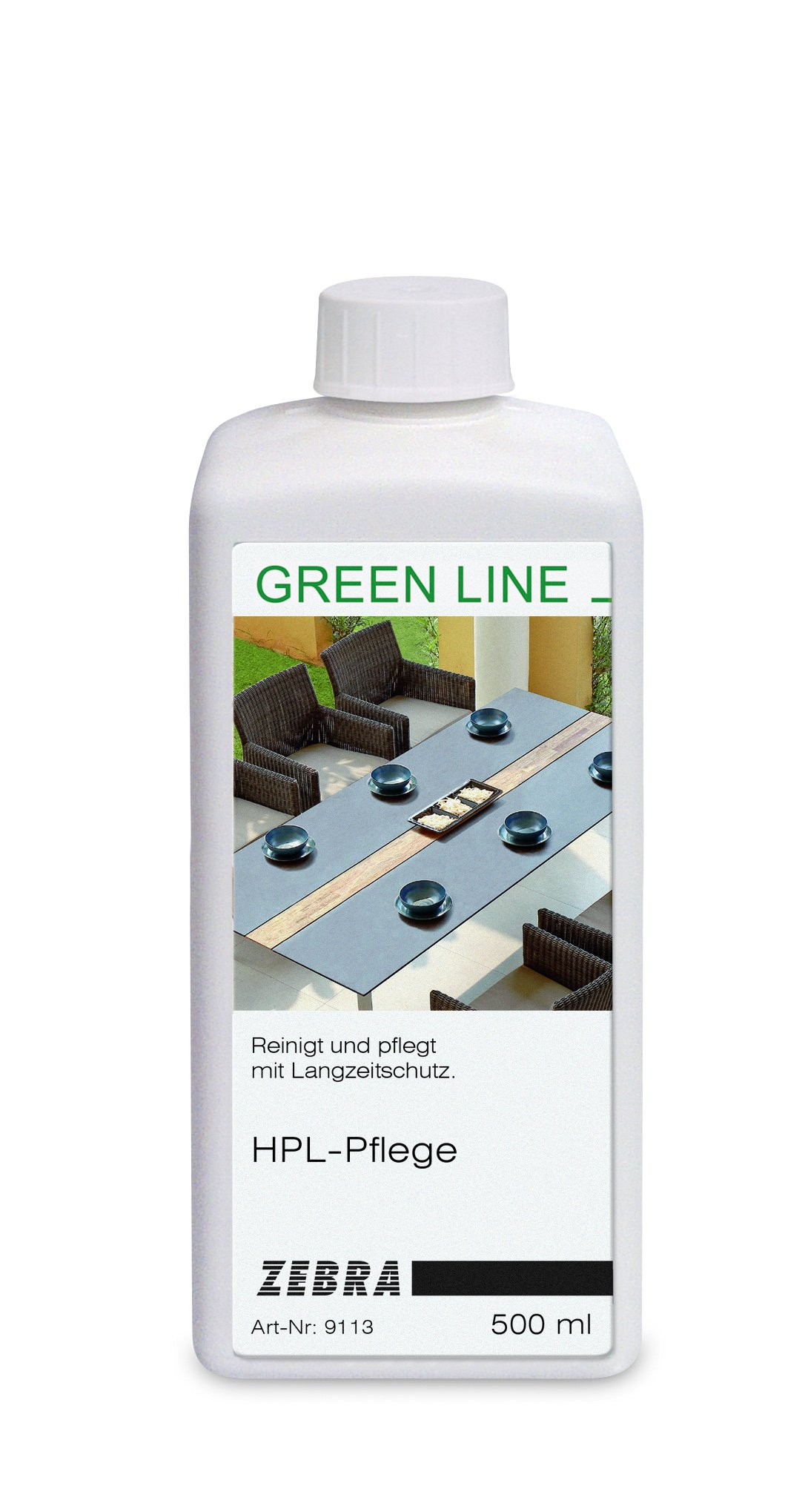Pflegemittel HPL Reiniger