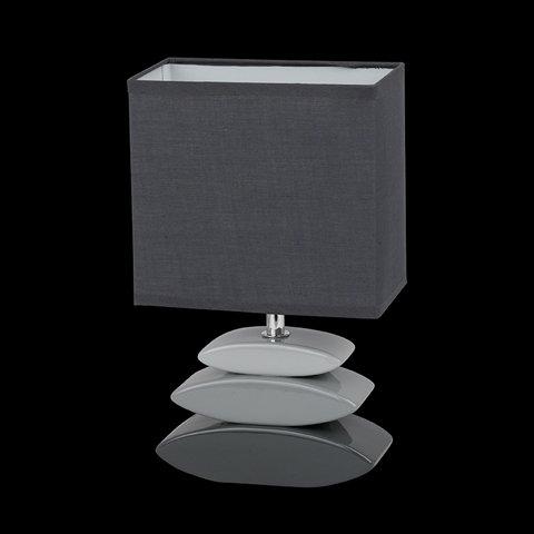 Tischleuchte Liner, Grau