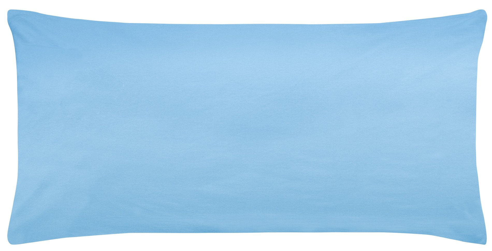 K.-Bezug hellblau 40x80cm