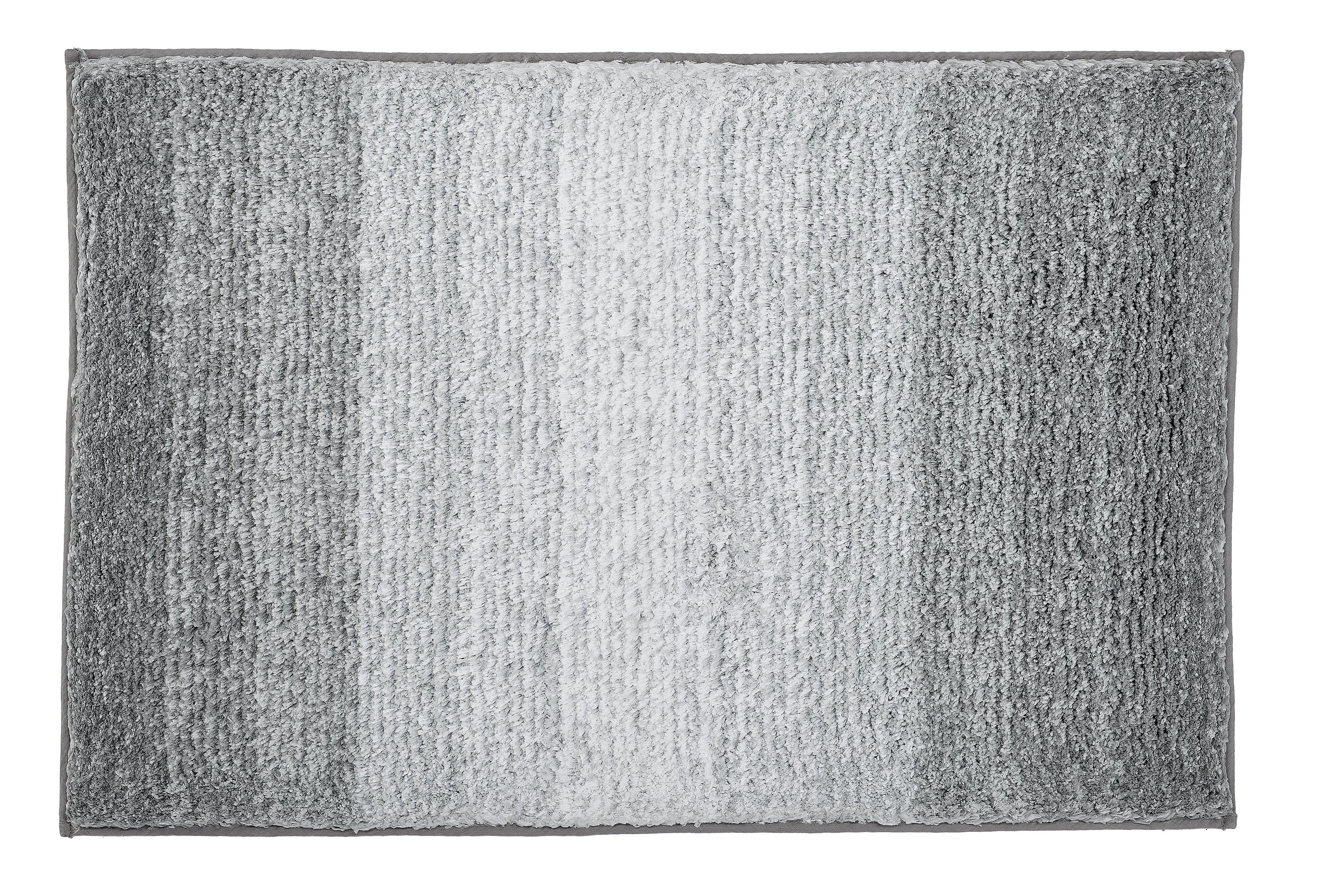 Badteppich Oslo Platin B:60cm