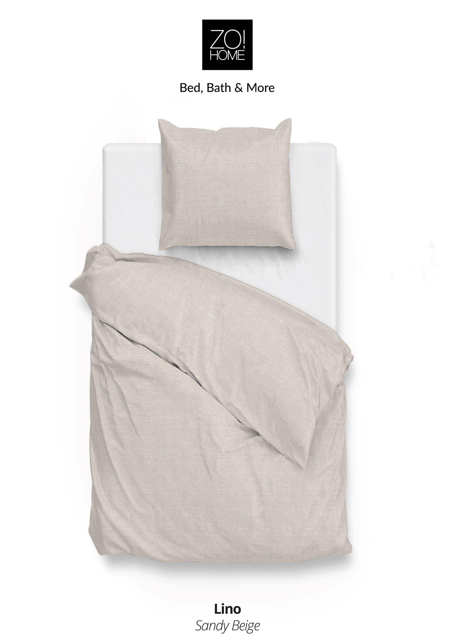 Bettwäsche Sandy Beige