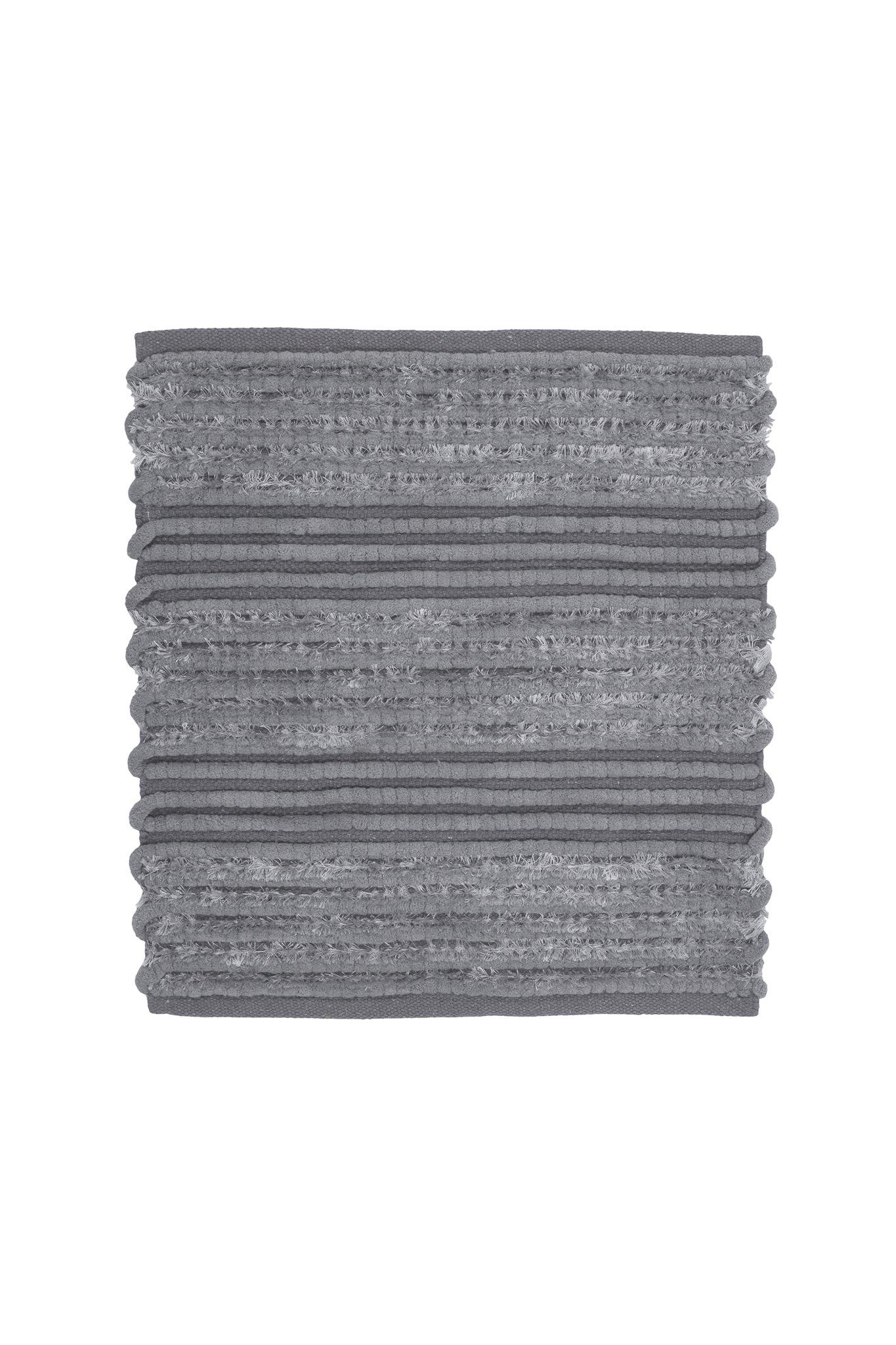 Solange Badematte 60x60 Antracite