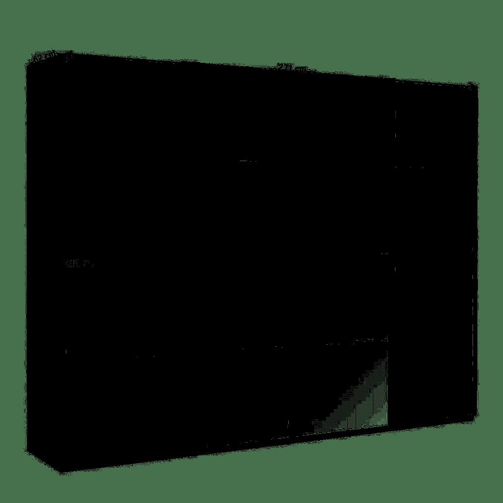 Schwebetürenschrank Weiß